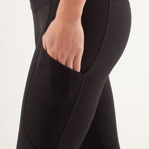 Lululemon Cropped leggings in Full-on Luxtreme